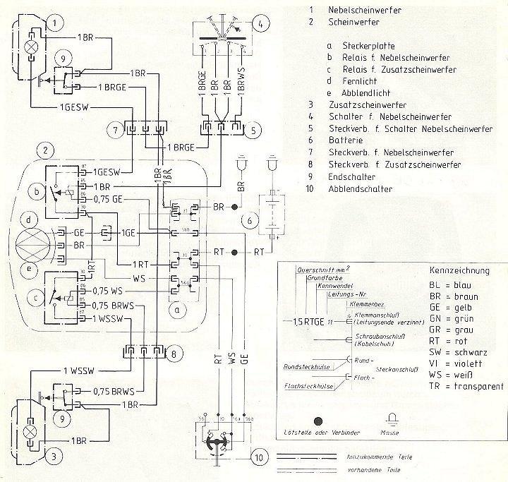 1978 Bmw R100/7 Wiring Diagram from bmwmotorcycletech.info