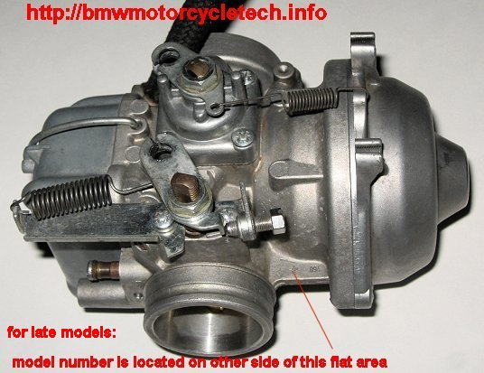 Bing CV carburetors, Part 1, notes, basics, butterfly